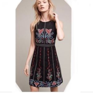MAEVE EMBROIDERED DRESS